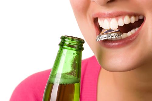 Break the Unhealthy Dental Habit